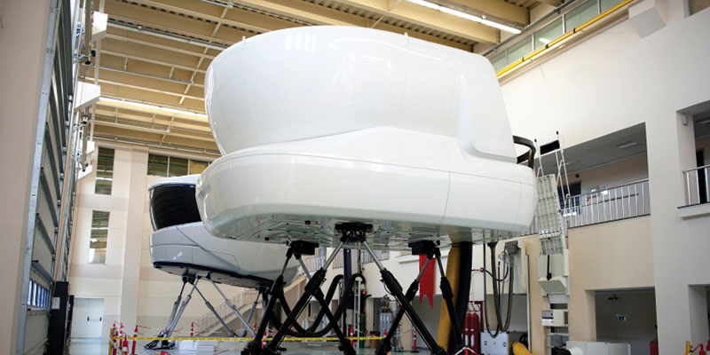 Simulator Operations and Maintenance